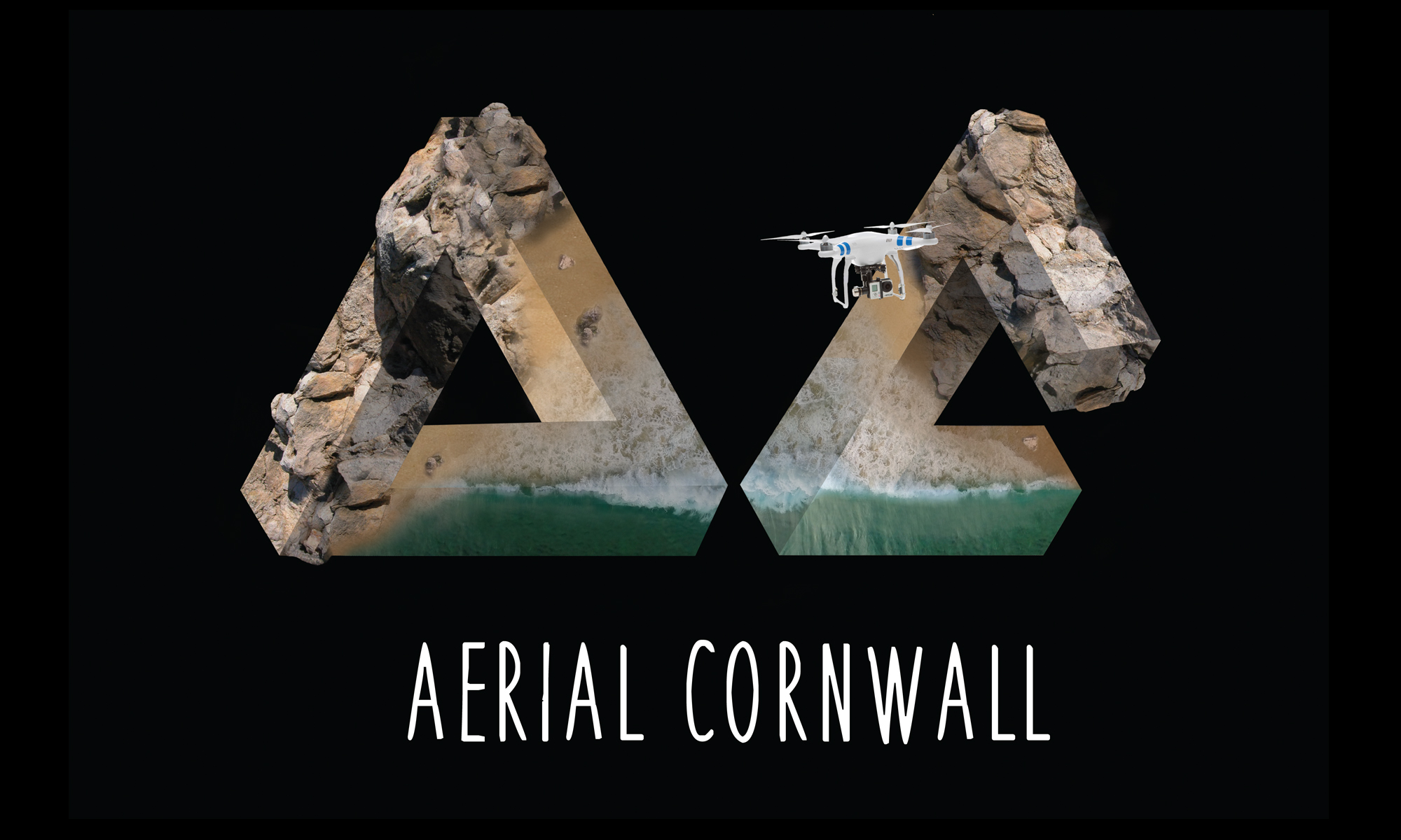 Aerial Cornwall Advertising