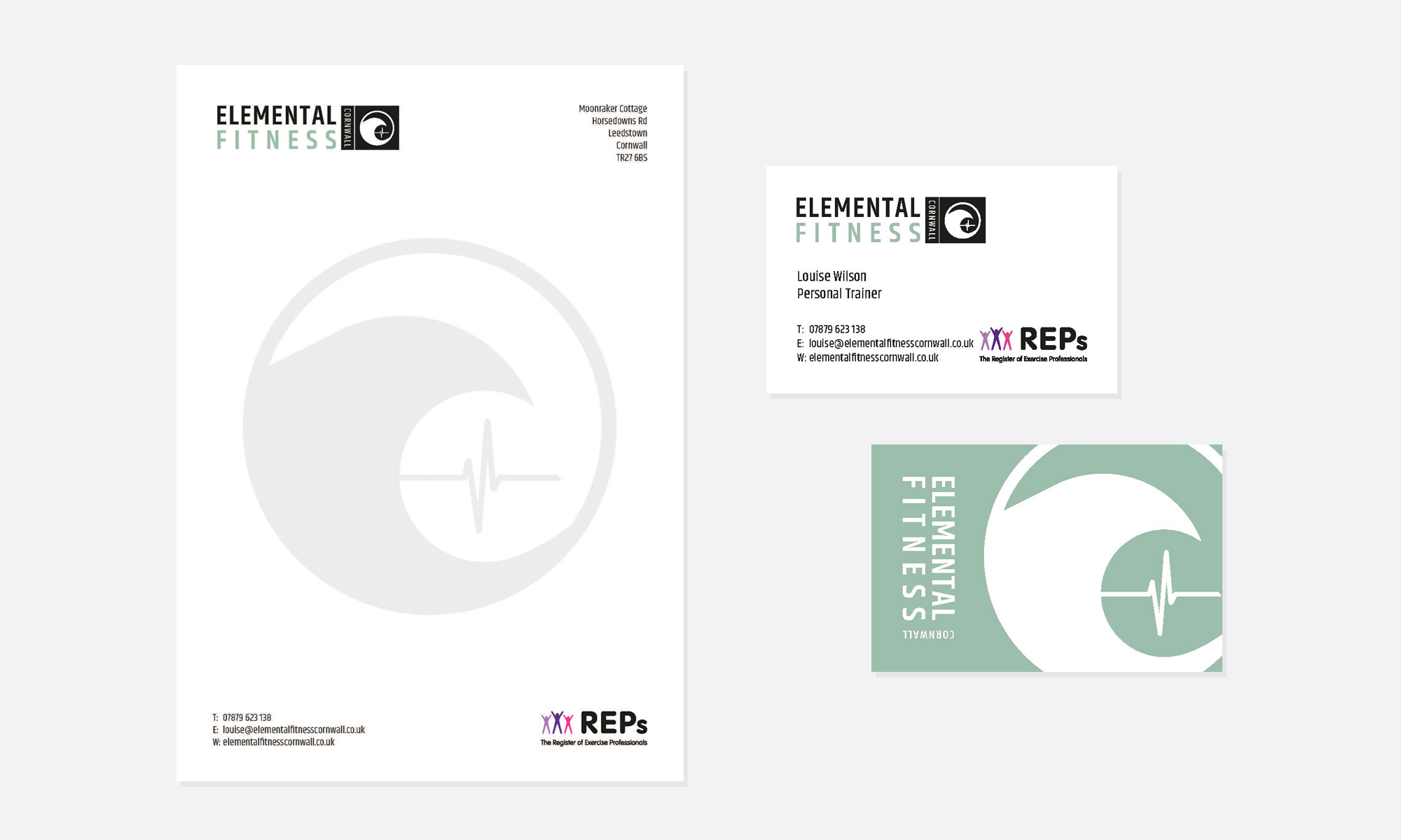 elemental fitness cornwall stationary